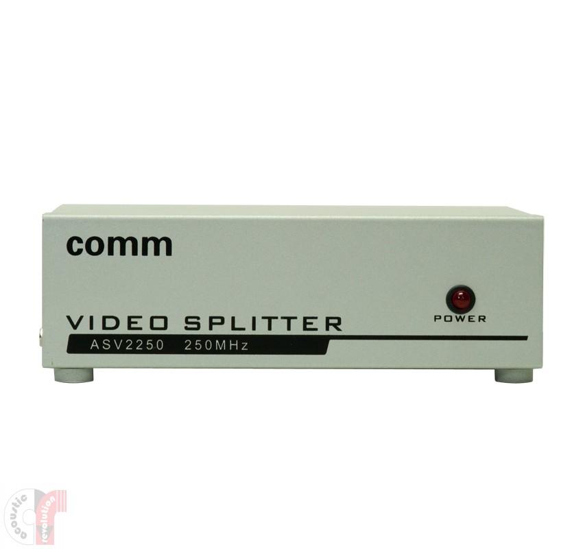 Comm VGA Video Splitter - ASV2250
