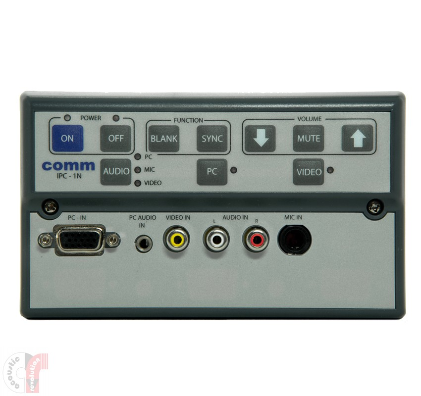 Comm WizarSwitch Controller - IPC-1N