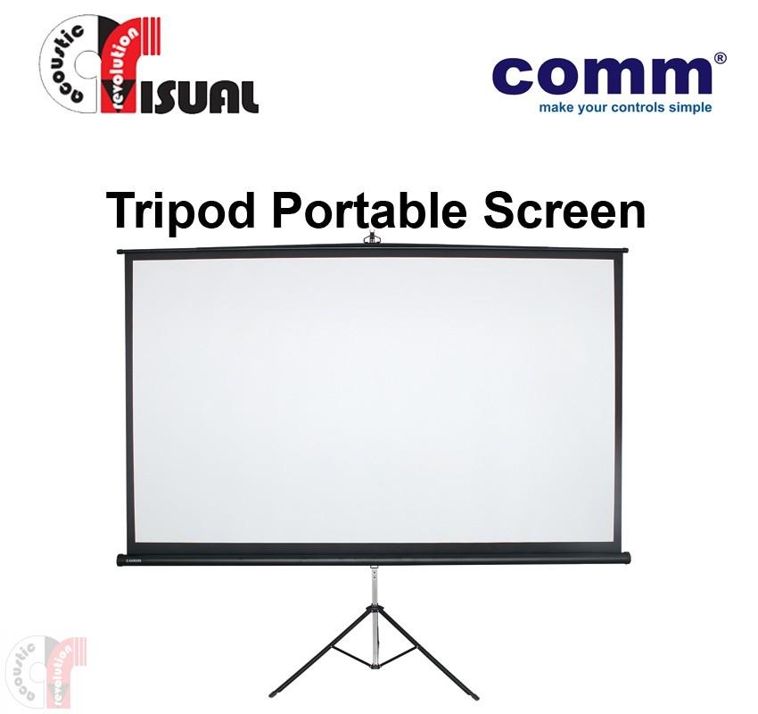Comm Tripod Screen CP-TR70