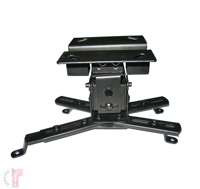 Comm Universal Projector Ceiling Mount UPC-2B (Black)