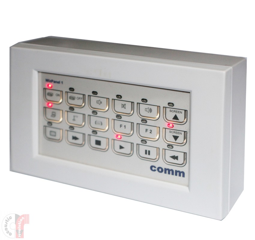 Comm Touch Screen Control - WizPanel-1