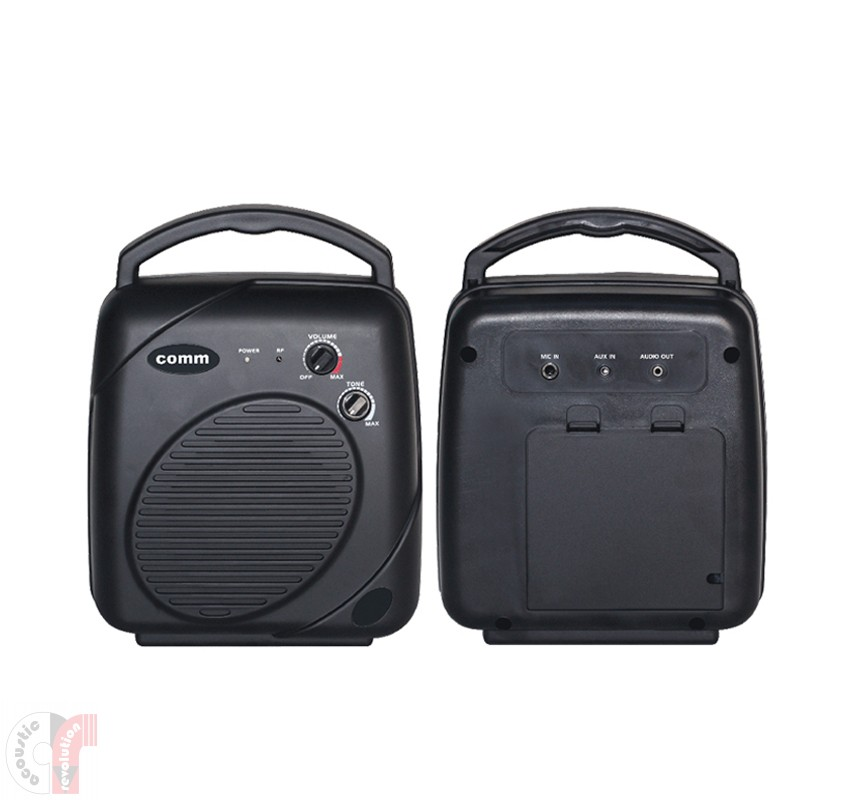 Comm Portable PA Amplifier - CWR-1050W+CW3-H (Limited)