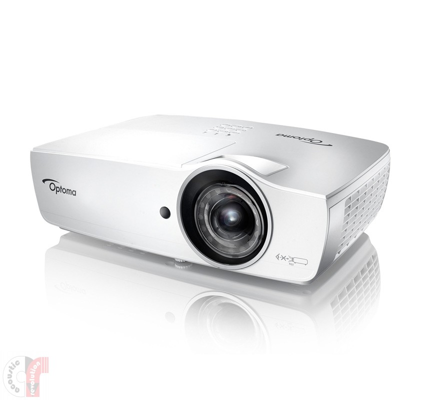 Optoma EH460ST Full HD Short-Throw DLP Projector