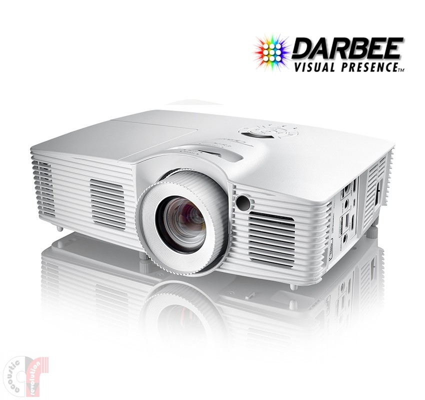 Optoma HD39Darbee Full HD Home Theater Projector