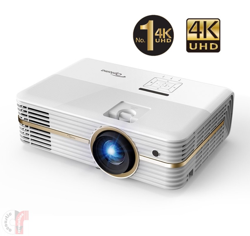 Optoma UHD51A 4K UHD Home Cinema Projector