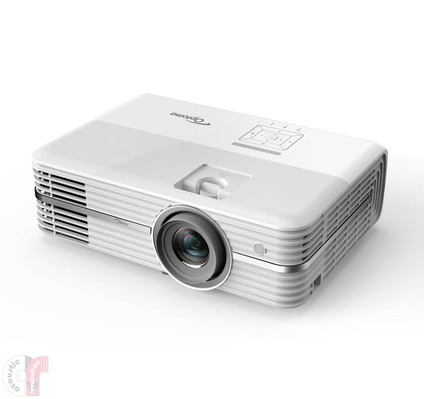 Optoma UHD52ALV 4K UHD Home Cinema Projector