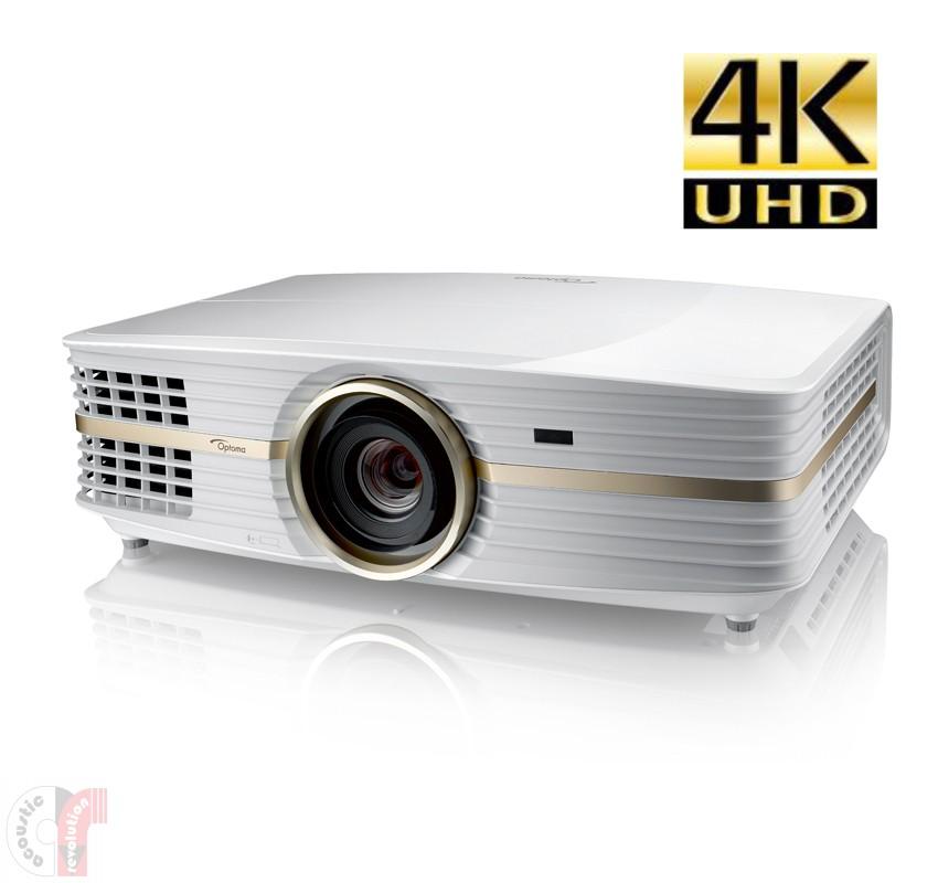 Optoma UHD65 4K UHD Home Cinema Projector (New)