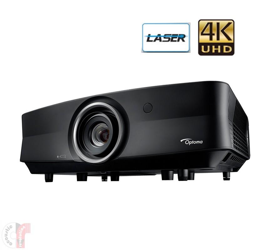 Optoma UHZ65 Laser 4K UHD Home Cinema Projector