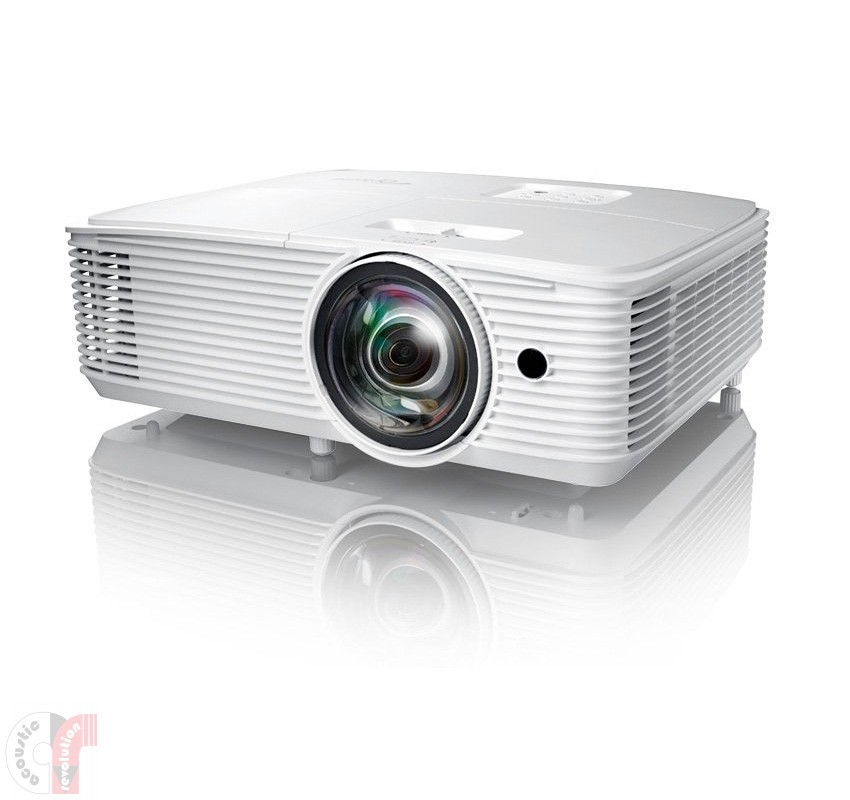 Optoma X318ST XGA Short-Throw DLP Projector