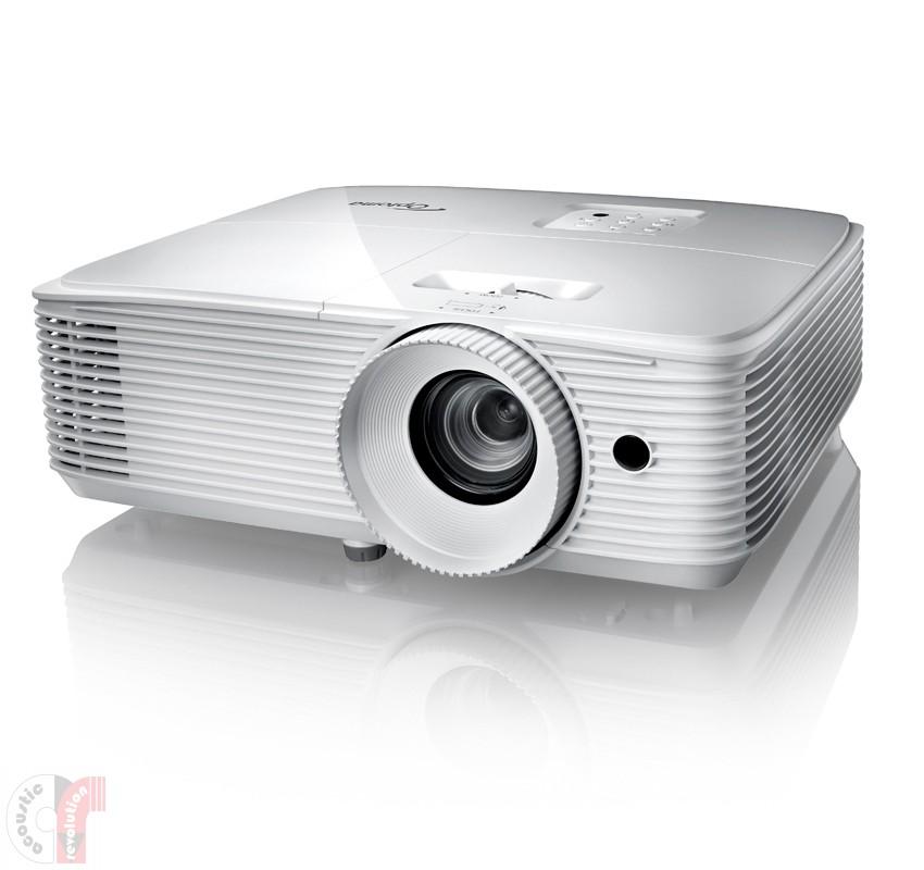 Optoma W412 WXGA Business DLP Projector