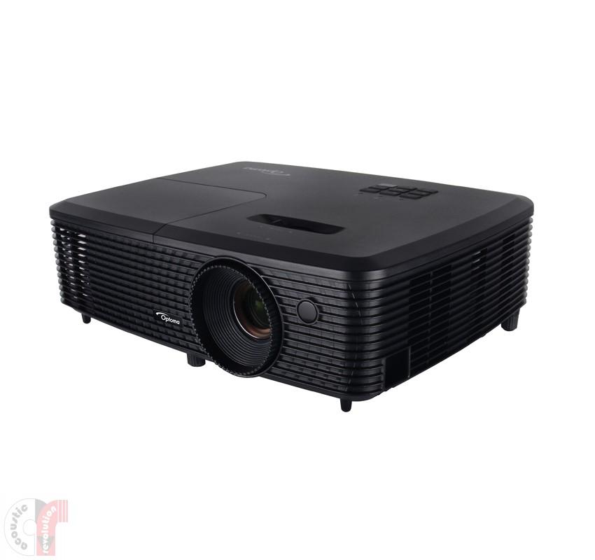 Optoma W341 WXGA Portable DLP Projector (1yr)