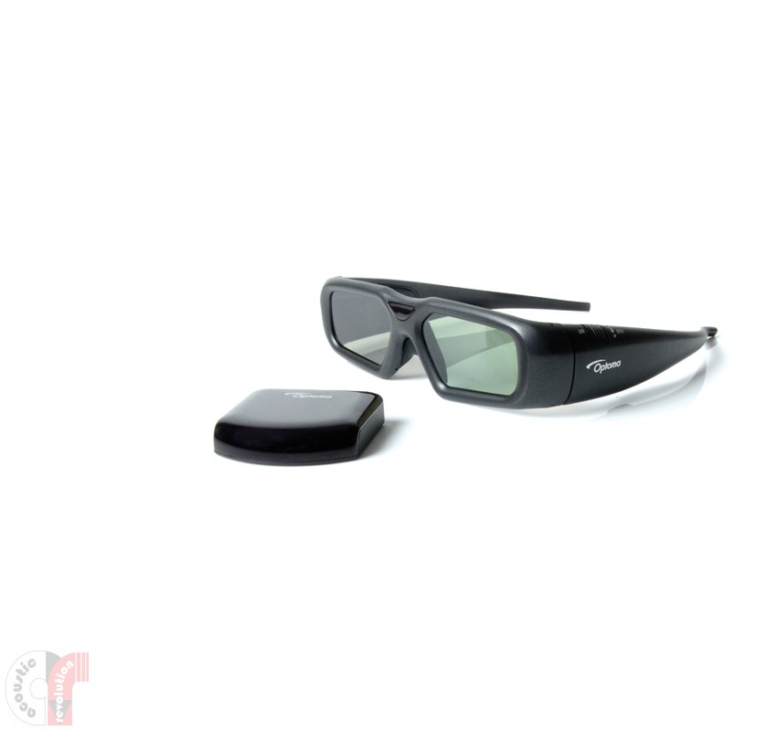 Optoma ZF2300 Starter Kit  (3D Glasses + RF emitter)