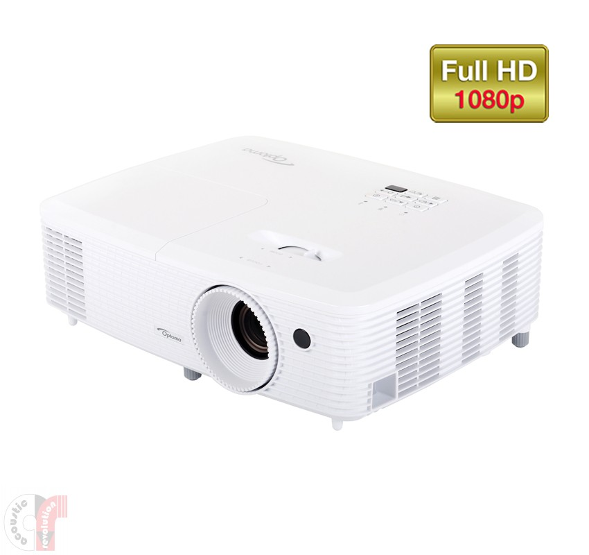 Optoma Hd27 Full Hd Home Theater Projector 1yr Home