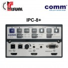 Comm WizarSwitch Controller - IPC-8+