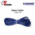 Comm Video Cable (with Housing), 15m