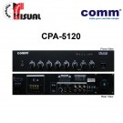 Comm Amplifer with Remote Out Control - CPA-5120