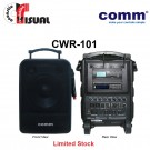 Comm Dual CH PA Amplifier - CWR-101 (Limited Stock)