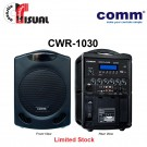 Comm Dual Channel PA Amplifier - CWR-1030 (Special)