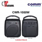 Comm Portable PA Amplifier - CWR-1050W+CW3-BC (Special)
