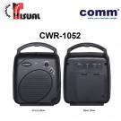 Comm Portable PA Amplifier - CWR-1052