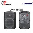 Comm Portable PA Amplifier - CWR-1060W+CW5-B