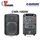 Comm Portable PA Amplifier - CWR-1060W+CW5-H