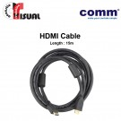 Comm HDMI Cable, 15m
