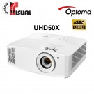 Optoma UHD50X 4K UHD Home Projector (For Pre-Order)