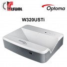 Optoma W320USTi Ultra Short Throw Interactive Projector