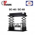 XLT Universal Projector Scissor Lift - SC-60